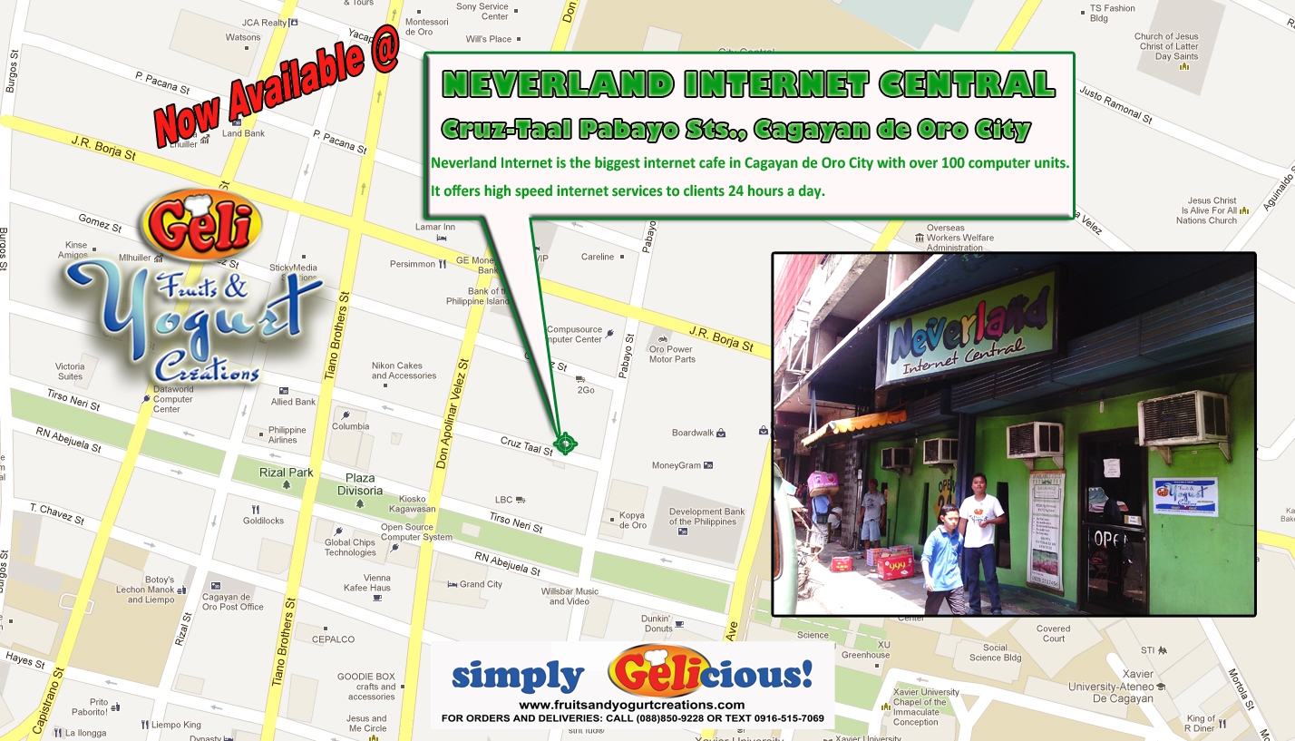 Fruits and Yogurt Creations: New Outlet in Divisoria