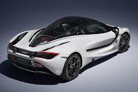 McLaren 720S Track Theme (2018) Rear Side