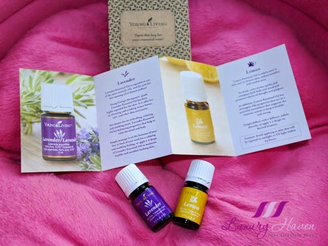 bellabox young living essential oil review