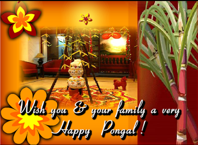 Happy Pongal Wishes and Text Messages