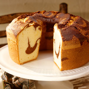 http://www.myrecipes.com/recipe/chocolate-swirled-pound-cake