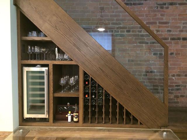 Toronto Basement Stairs
