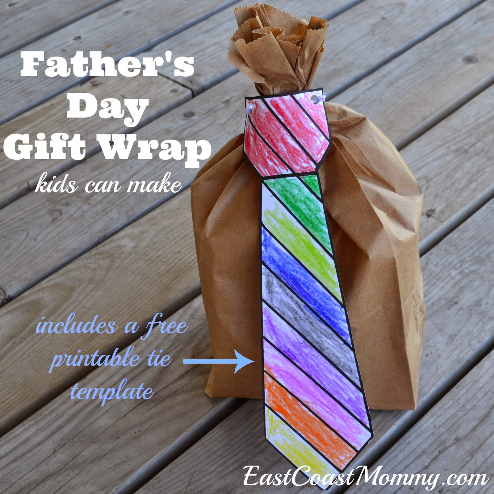 East Coast Mommy: 6 Father's Day Gifts {kids Can Make}