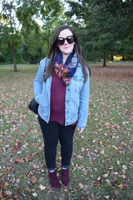 Sequins and Skulls: Fall In Full Swing
