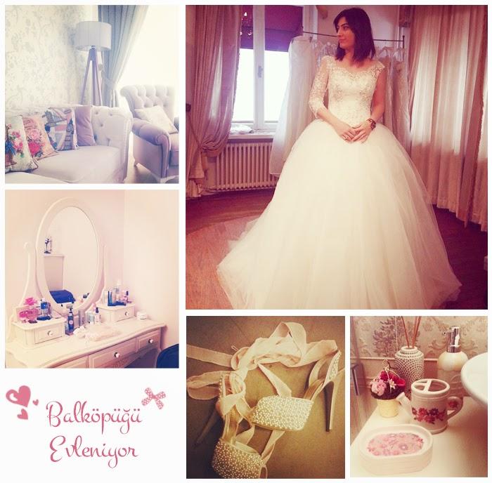 65a52a6559e79 Evliliğe Son Hazırlıklar | Balköpüğü Tasarım | Dekorasyon, Makyaj ...