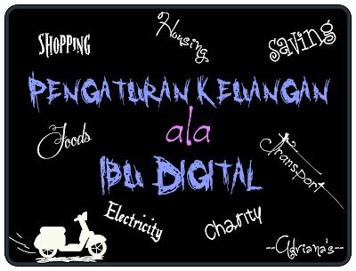 Pengaturan Keuangan ala Ibu Digital