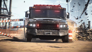 Need for Speed Payback Armored Car Wallpaper