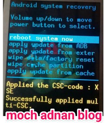 Cara Reset Settingan Android Kebawaan Pabrik