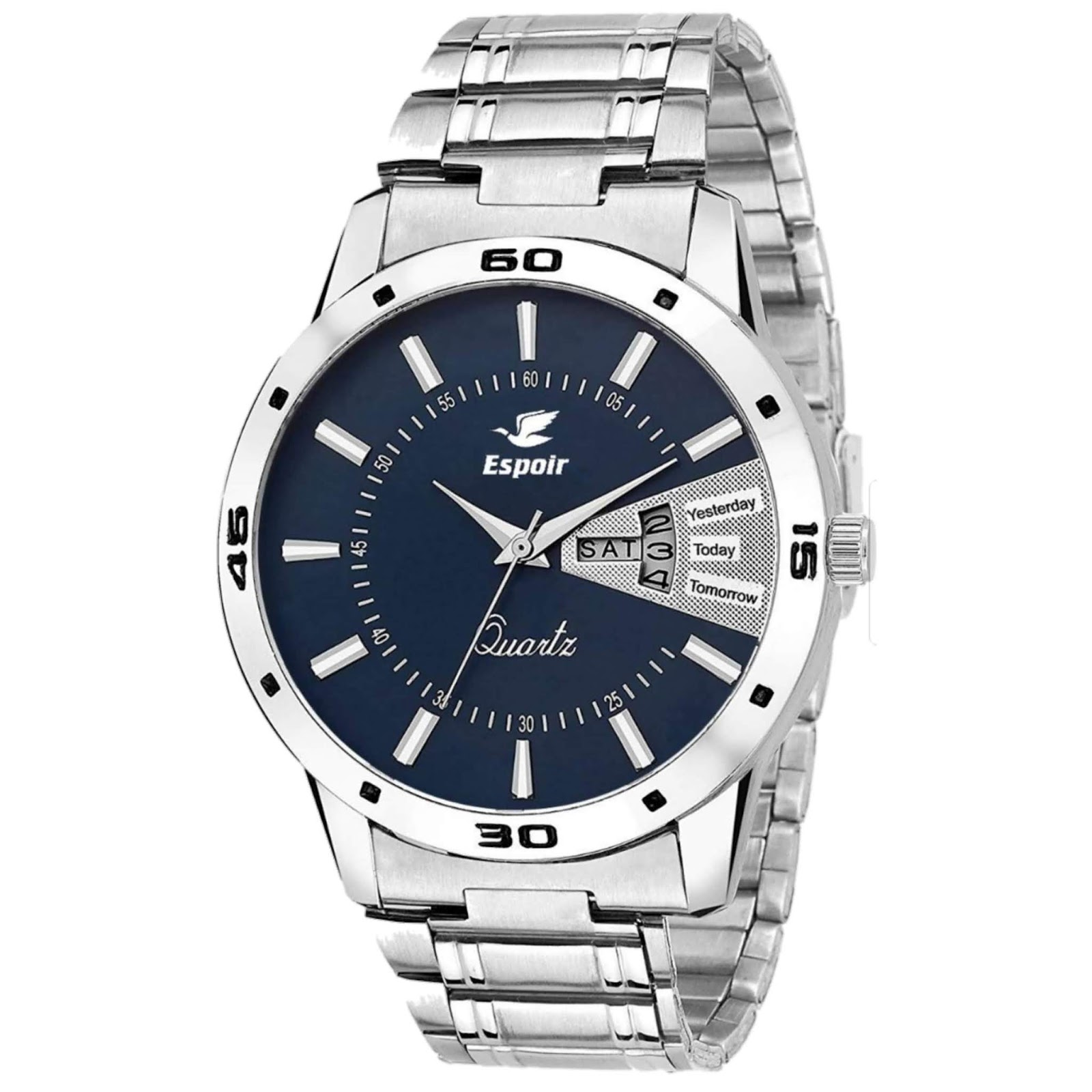 Espoir Mens ESP12457 (Best Mens Watches Under ₹500)