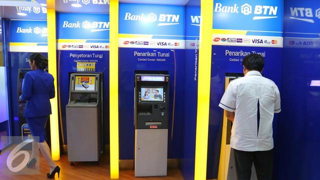 Lokasi ATM Bank BTN Setoran Tunai Surabaya