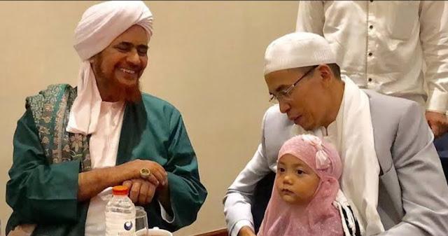 TGB Bertanya Soal Kebangsaan Menurut Perspektif Agama, Ini Jawaban Habib Umar bin Hafidz