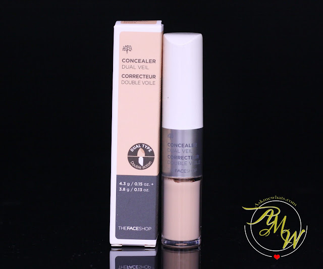 A photo of The Face Shop Dual Veil Concealer