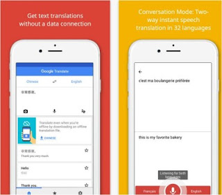 how to install google translator offline on iphone