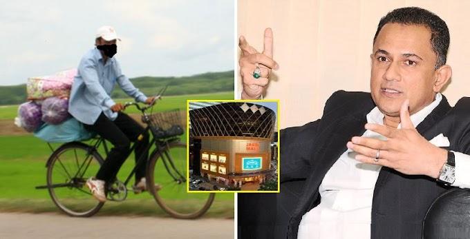 Bermula dengan sebuah basikal, kisah Jakel dari estet ke empayar jutaan ringgit