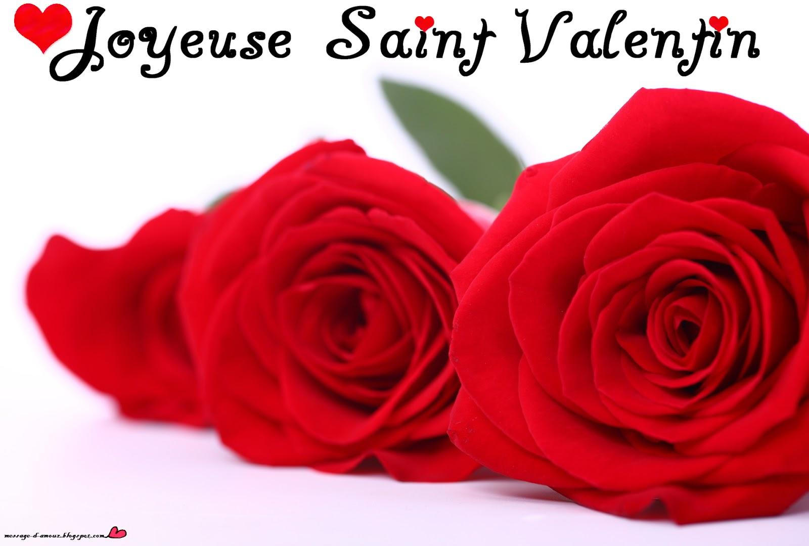 En Français S Il Vous Plaît Joyeuse Saint Valentin