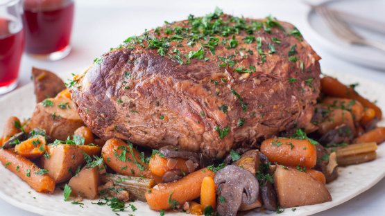 Pot Roast | English Kitchen