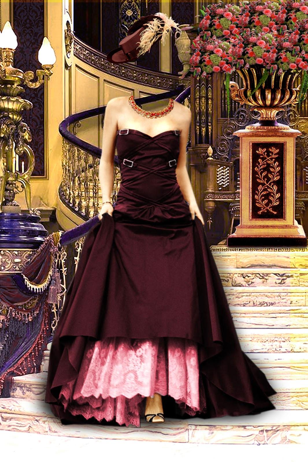 Разные красивые платья чтобы вставить свое фото