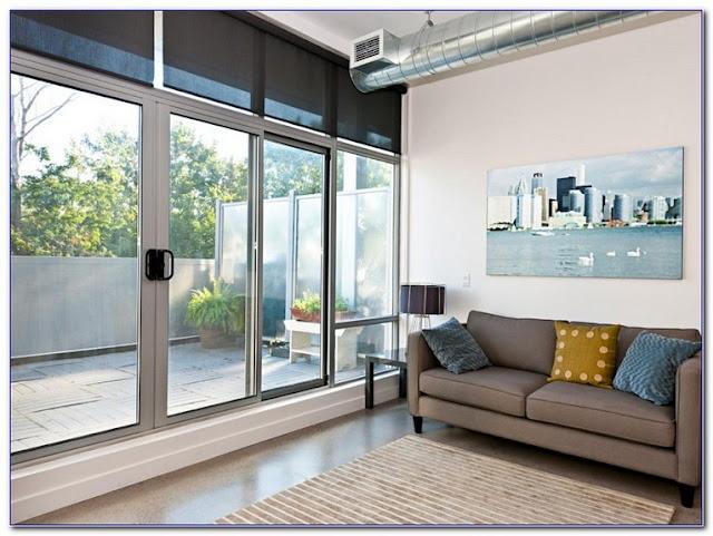 Popular WINDOW Treatments For Sliding GLASS Doors design ideas