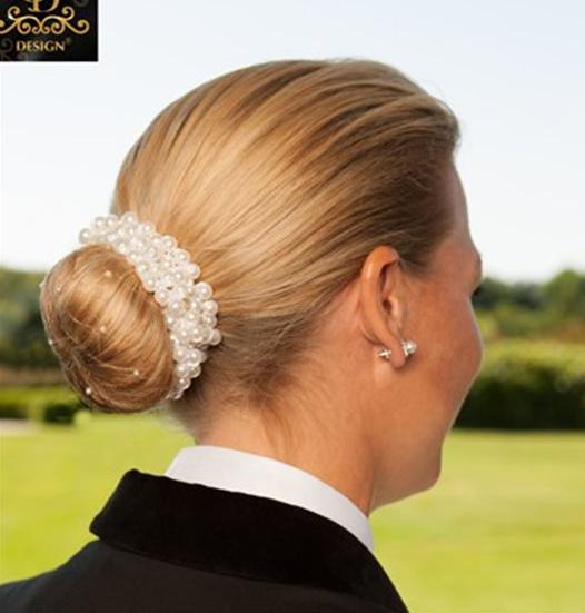 Behind the Bit: Hair bun holders