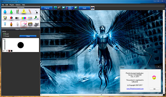 PhotoInstrument 7.6 Build 960 Full Version