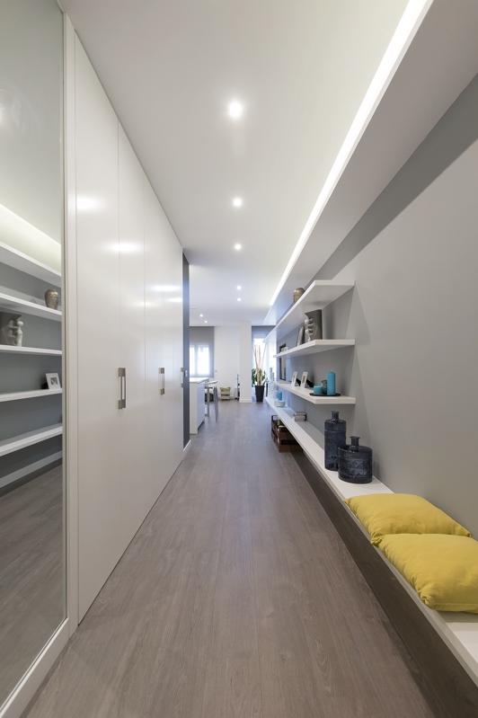 La reforma integral de una vivienda de los años 60 en Madrid chicanddeco