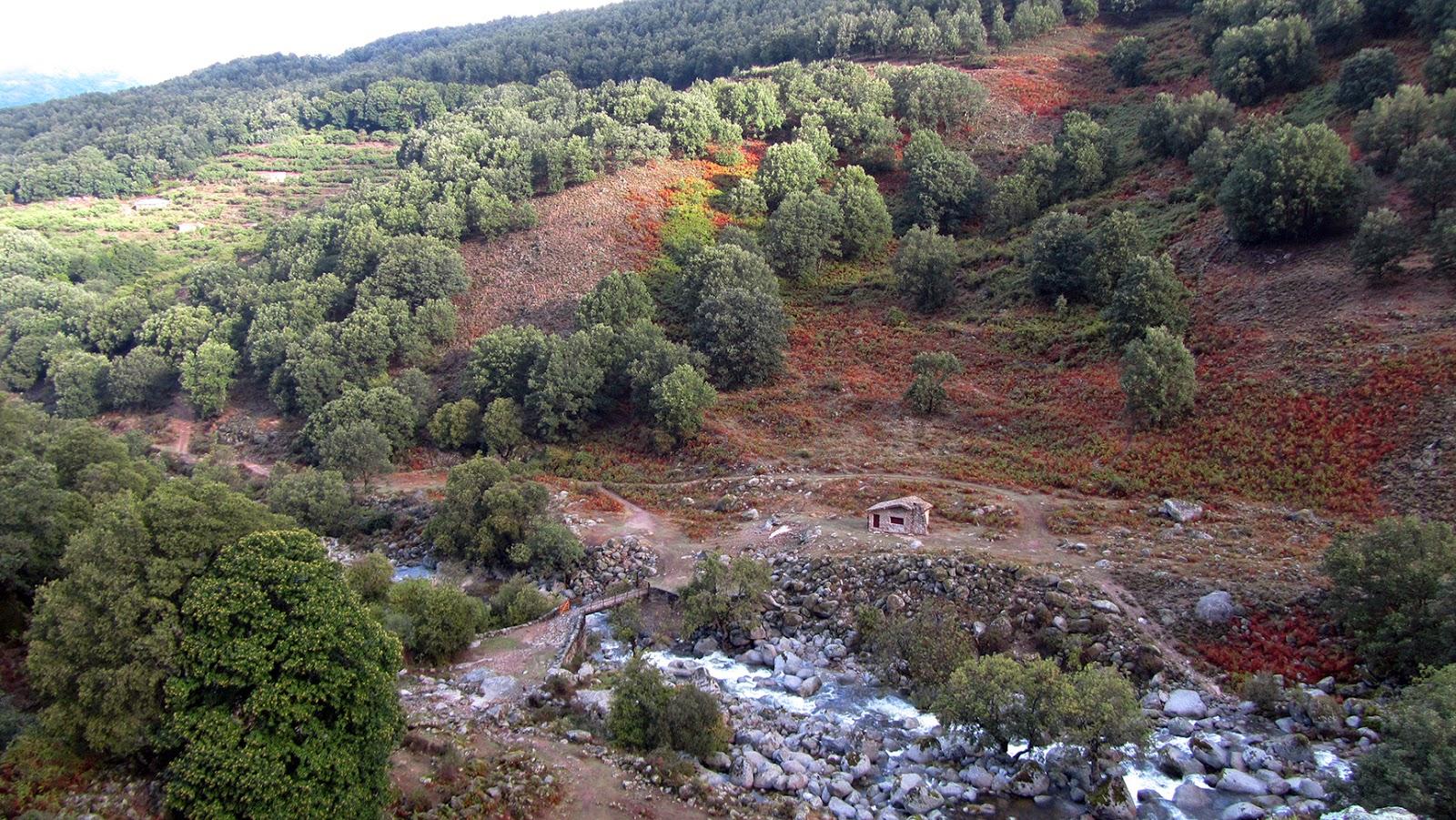 Valle del Jerte - Refugio