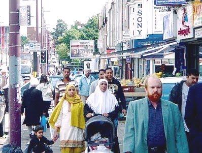 ändern sich moslems nach der heirat