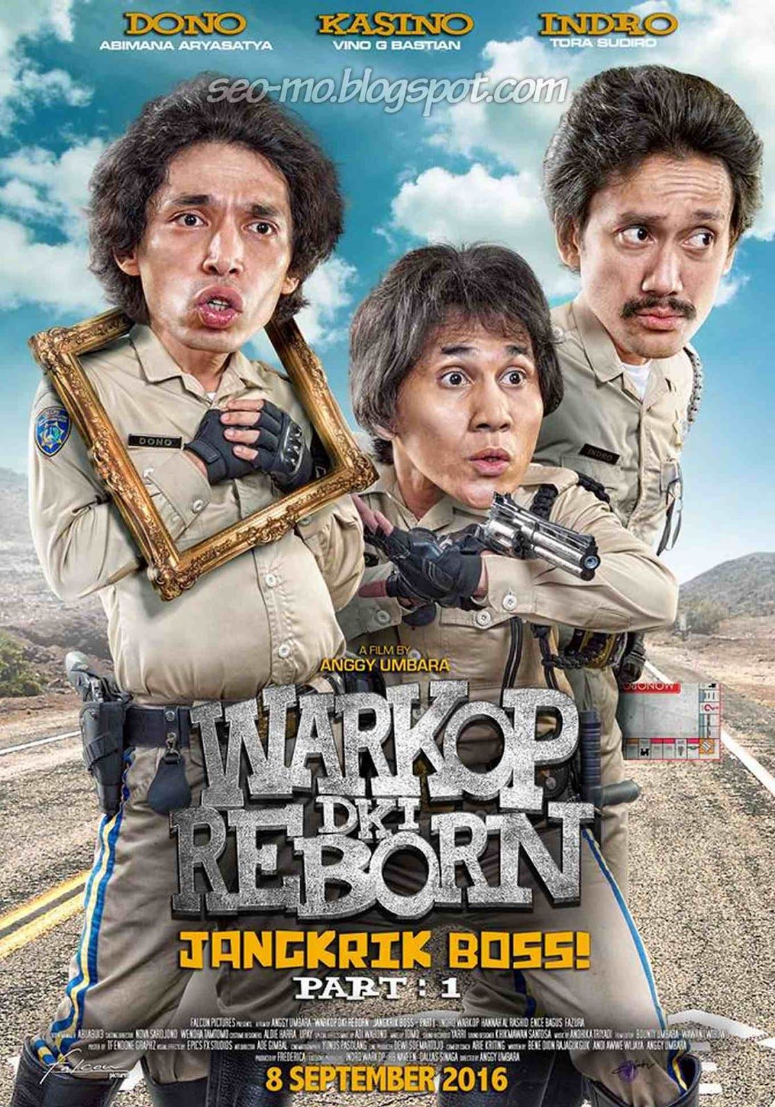 Film Dono Kasino Indro Warkop Dki