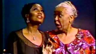 Ethel Waters e Pearl Bailey