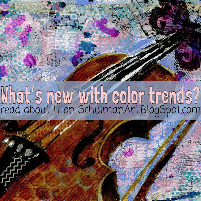 2016 color trends | color of the year | pantone | http://schulmanart.blogspot.com/2016/02/whats-new-with-color-trends-2016.html