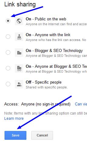 Blogger Pdf File
