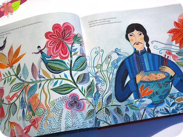Le dessin magique de Bao de Marie Tibi et Aurélia Fronty - Gautier-Languereau