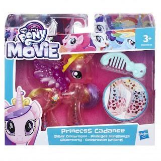 Glitter Celebration My Little Pony Cadance Brushables