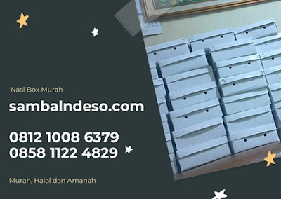 harga Catering Nasi Box Tangerang