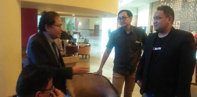 Rizal Ramli: Surya Paloh Sebagai Tokoh Pers Harusnya Komit Dengan UU Pers