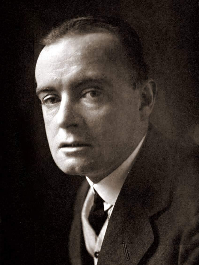 E・O・ホッペのヘクター・ヒュー・マンロー、別名サキの肖像