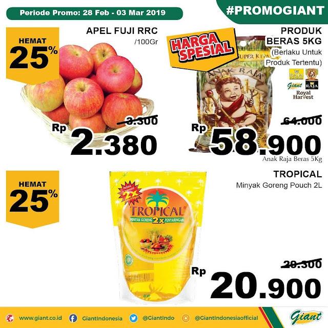 #Giant - #Promo Katalog Periode 28 Februari - 03 Maret 2019