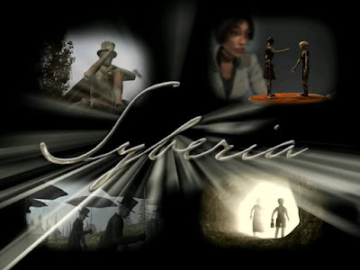 Syberia Title Screen Screenshot