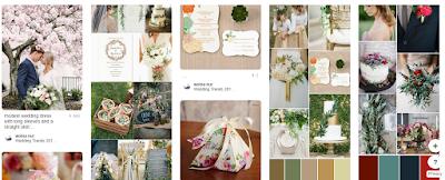 palette pinterest matrimonio