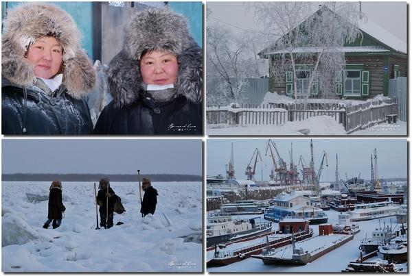 Bernard Grua, froid extrême en Yakoutie, Sibérie