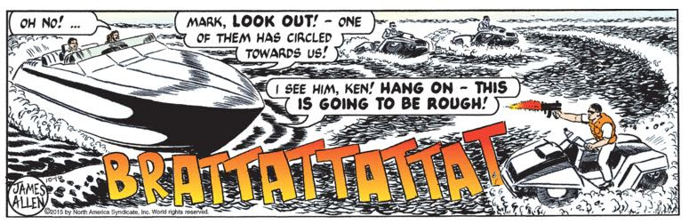 Finding Beauty in Ephemera: Marked Improvement for Mark Trail