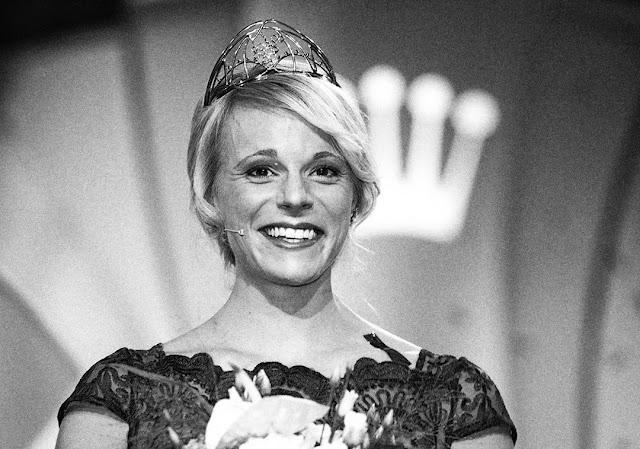 Deutsche Weinkönigin Katharina Staab