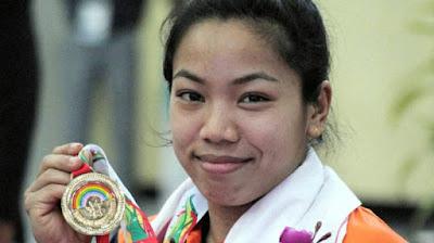 Spotlight : Mirabai Chanu Bagged Maiden Gold Medal At 2017 World Weightlifting Championships