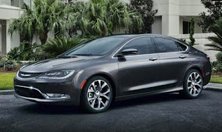 2017 Chrysler 200C Redesign
