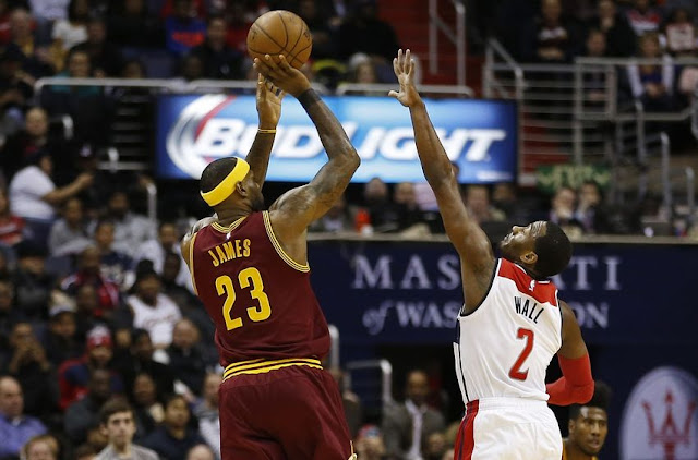 Lebron James & John Wall