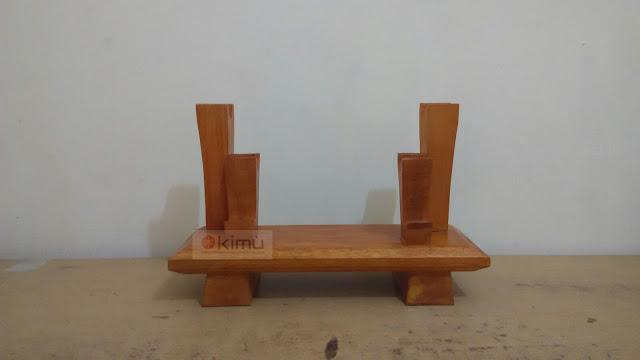 KIMU Katanakake 3 Tingkat (tipe duduk)