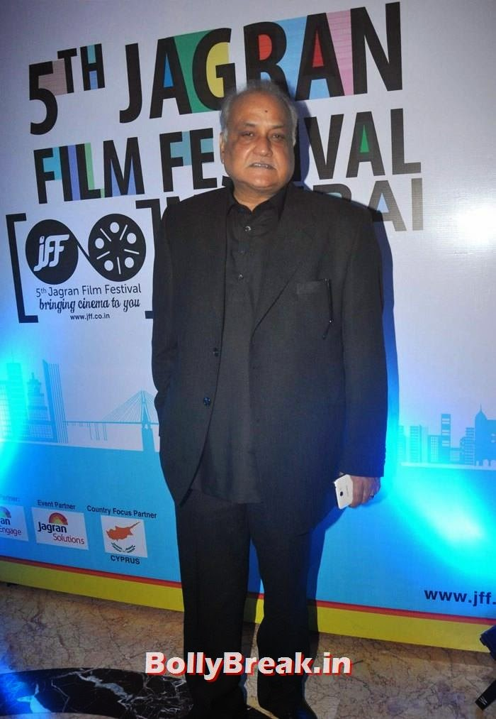 Ramesh Sippy, 5th Jagran Film Festival Red Carpet Pics