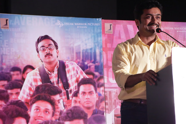 Actor Surya at Kootathil Oruvan Audio launch Photos