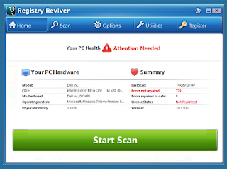 Registry Reviver 4.12.1.4 Free Download
