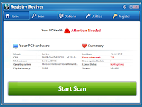 Download Registry Reviver 2019 Offline Installer